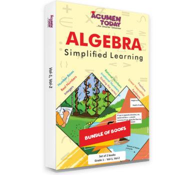 Algebra – Bundle 1(set of 3 books)