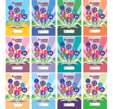 Grade 10 – Set of 12 books