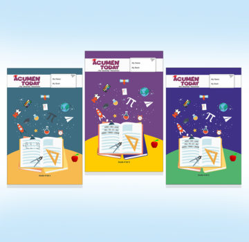 Grade 4 – Bundle 1(set of 3 books)