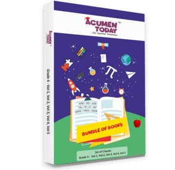 Grade 4 – Set of 5 books