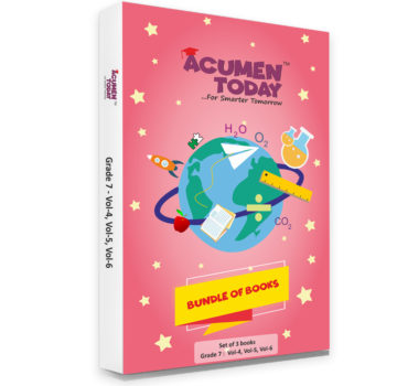 Grade 7 – Bundle 1(set of 3 books)