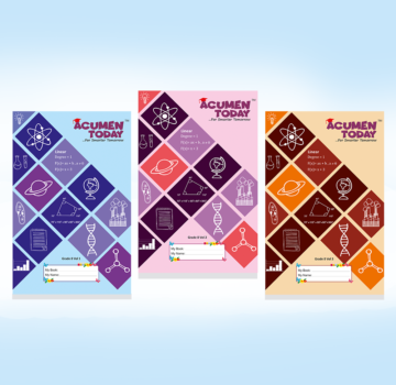 Grade 8 – Bundle 1(Set of 3 Books)