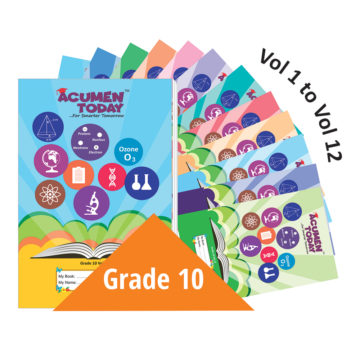 <b>Grade 10 – (Set of 12 Books)</b>