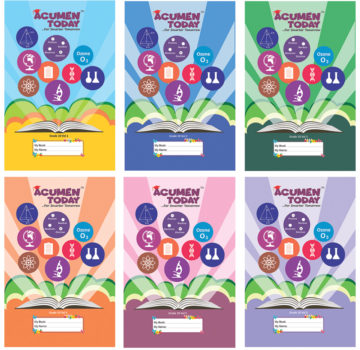 <b>Grade 10 – (1st Set of 6 Books)</b>