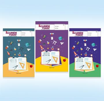 <b>Grade 4 – (Set of 3 Books)</b>