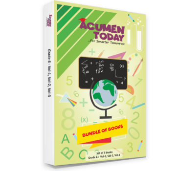 <b>Grade 6 – (Set of 3 Books)</b>