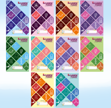 <b>Grade 8 – (Set of 10 Books)</b>