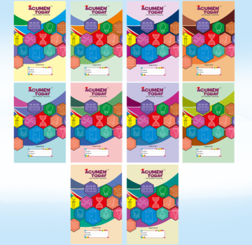 <b>Grade 9 – (Set of 10 Books)</b>