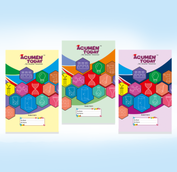 <b>Grade 9 – (Set of 3 Books)</b>