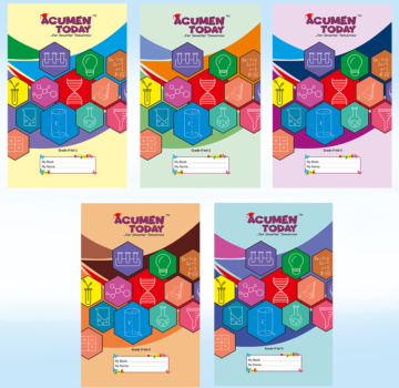 <b>Grade 9 – (Set of 5 Books)</b>