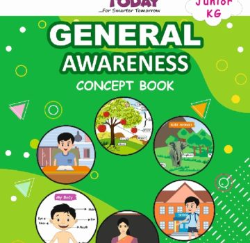 <b> Jr Kg General Awareness Concept Book  </b>