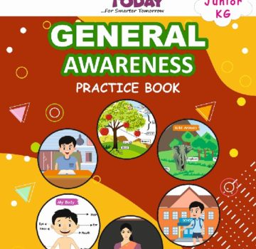 <b> Jr Kg General Awareness Practice Book  </b>