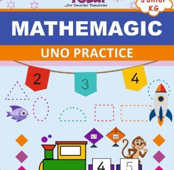 <b> Jr Kg Math Primer Mathemagic Numero Primer </b>