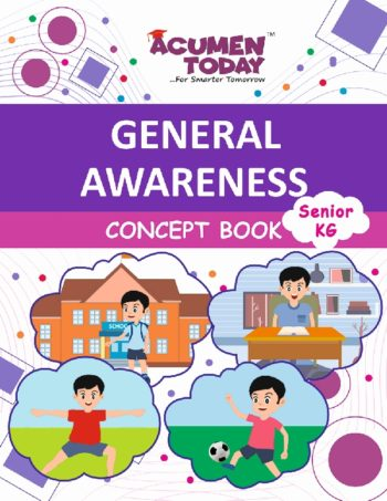 SR KG-Concept-General-Awarness-Cover Page-Ver6