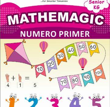 <b> Sr. Kg Math Primer Mathemagic Numero Primer </b>