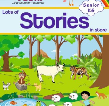 <b> SR KG Poem and Stories  </b>