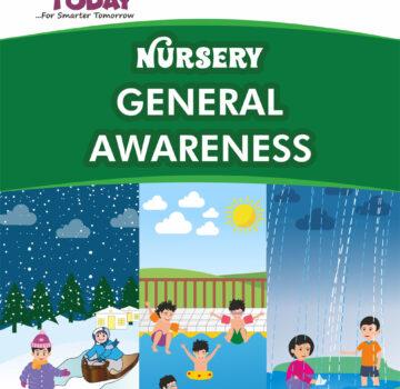 General Awareness Book for Nursery
