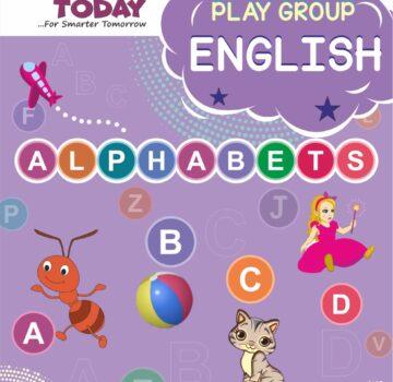 Playgroup English Book