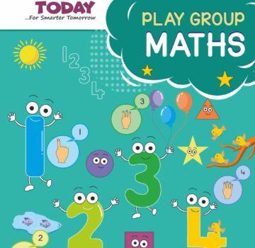 Playgroup Maths Book