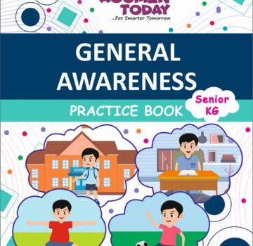 <b> SR KG – General Awareness – Practice Book  </b>