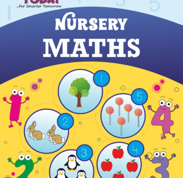 Nursery Maths Book